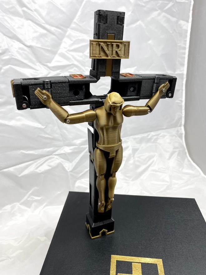 E se Jesus fossem um Transformer?