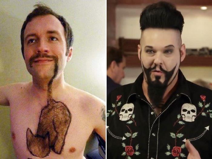 Procurando um novo estilo para sua barba?