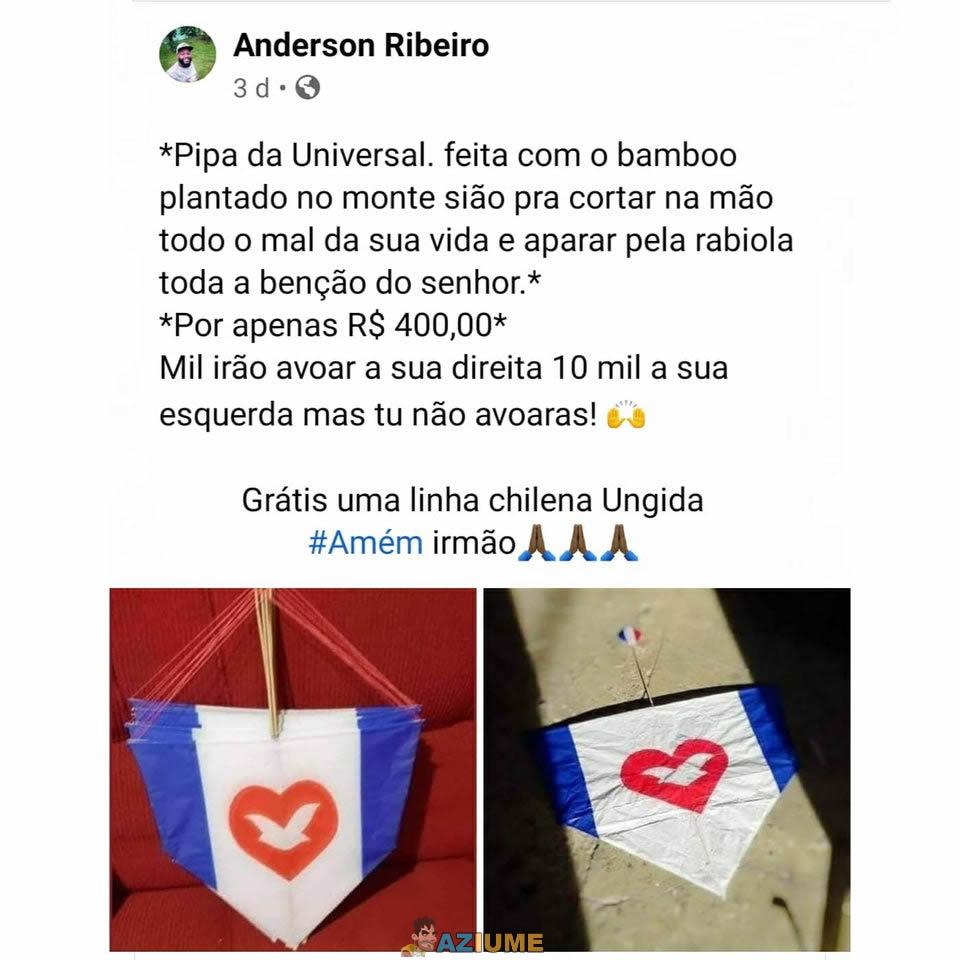 Por apenas R$400,00