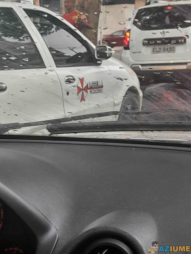 Cuidado Campinas, Umbrella corporation está na área