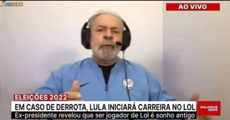 O verdadeiro sonho de Lula